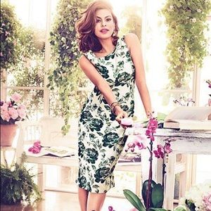 New York & Company - Eva Mendes Floral Dress